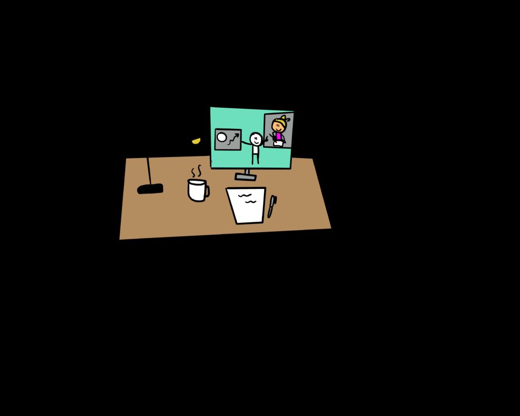 Live visualiseren tijdens webinar